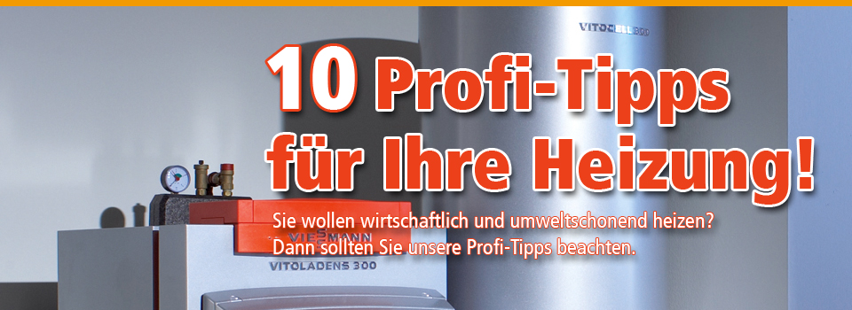 10 PROFI-TIPPS